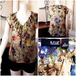 a.n.a. ladies sleeveless top